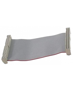 Ribbon Cable CPU to Power Driver Board