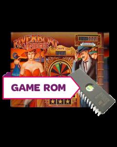 Riverboat Gambler CPU Game Rom Set