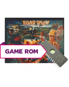 Road Show CPU Game Rom