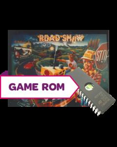 Road Show CPU Game Sound Rom Set (Prototype)