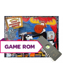 Adventures of Rocky and Bullwinkle and Friends Game/Display Rom Set (Spanish)