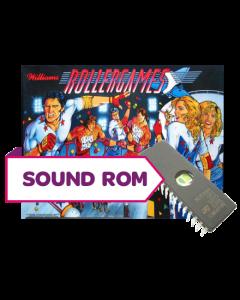 Rollergames Sound Rom U20