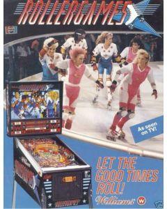Rollergames Flyer