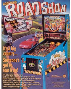 Road Show Flyer