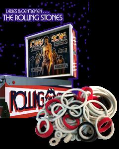 Rolling Stones Rubber Set