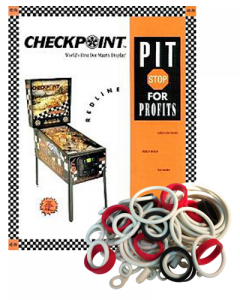 Checkpoint Rubber Set