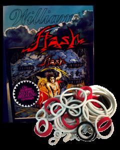 Flash Rubber Set