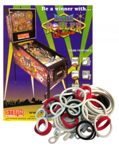 High Roller Casino Rubberset