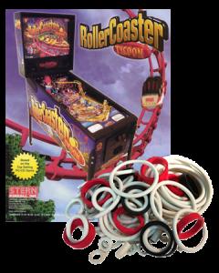 Roller Coaster Tycoon Rubberset