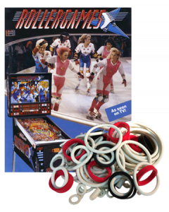 Rollergames Rubberset