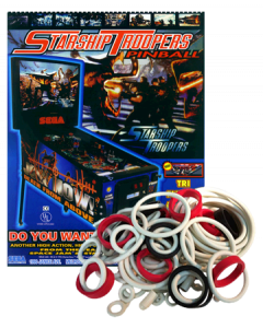 Starship Troopers Rubberset
