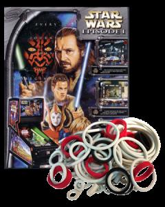 Star Wars Episode 1 Rubberset