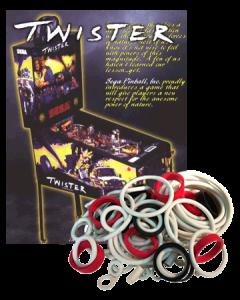 Twister Rubberset