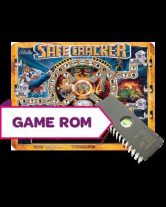 Safe Cracker CPU Game Rom