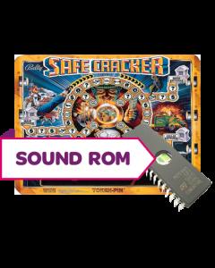 Safe Cracker CPU Sound Rom U2
