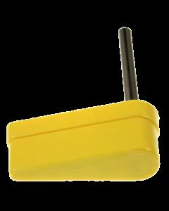 Safe Cracker Flipper Yellow Short Bat