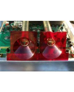 Safe Cracker (Red) Backbox token tunnel