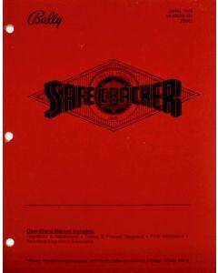 Safe Cracker Manual