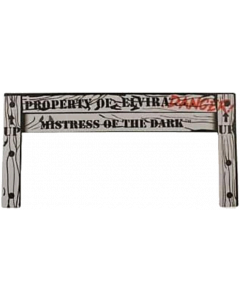 Scared Stiff Crate Decal Front
