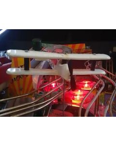 Indiana Jones Motorized Bi-Plane Modification