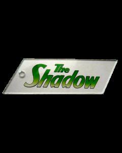 The Shadow Plastic Key Fob