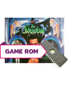 The Shadow CPU Game Rom LH-6