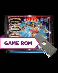 Shark CPU Game Rom Set