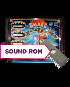 Shark Sound Rom IC14