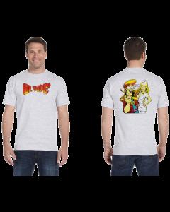 Dr Dude T-Shirt Grey