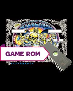 Silverball Mania CPU Game Rom Set (7-Digit Bootleg)