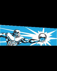 Silverball Mania Stencil Kit