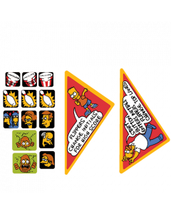 The Simpsons Decal Set