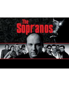 The Sopranos Alternate Translite