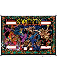 Sorcerer Backglass