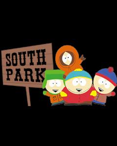 South Park Plastic Set