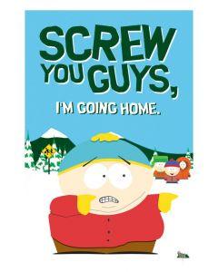 South Park NOS Left Ramp