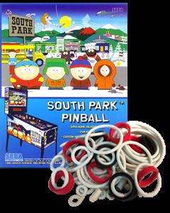 South Park Rubberset