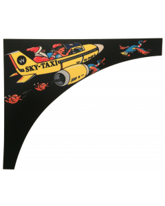 Taxi Departure Ramp Decal