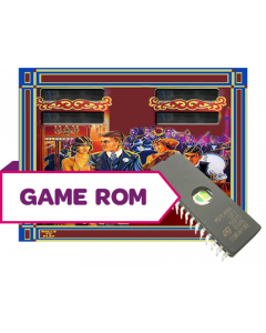 Speakeasy 4 CPU Game Rom Set