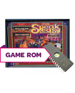 Speakeasy CPU Game Rom Set