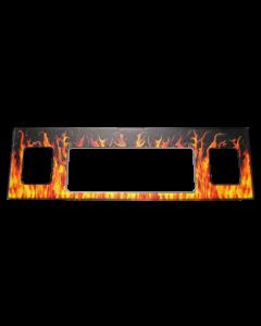 AC/DC Speaker Panel Decal