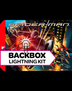 Spider-Man Black Backbox Lightning Kit