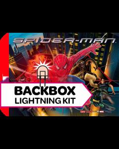 Spider-Man Red Backbox Lightning Kit