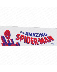 The Amazing Spider-Man Stencil Kit
