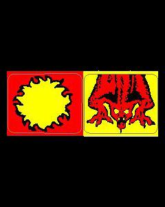 Gorgar Spinner Decals