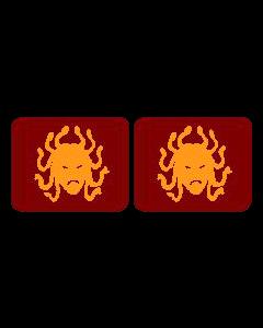 Medusa Spinner Decals