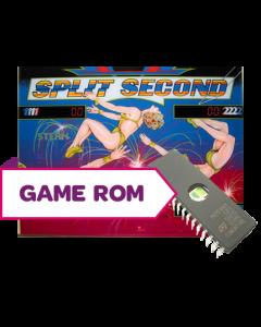 Split Second CPU Game Rom Set