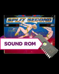 Split Second Sound Rom Set