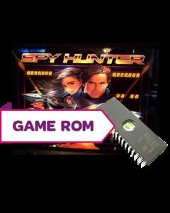 Spy Hunter CPU Game Rom Set