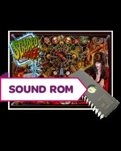 Scared Stiff Sound Rom S2